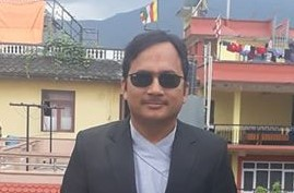 Hari Bhakta Shahi hbshahi Public Administration Campus Campus Chief closeup photo