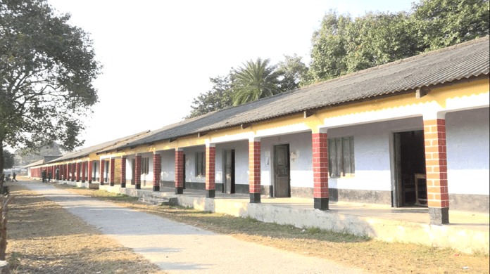 Mahendra Morang Campus Biratnagar Bachelor of Public Administration (BPA) classes building