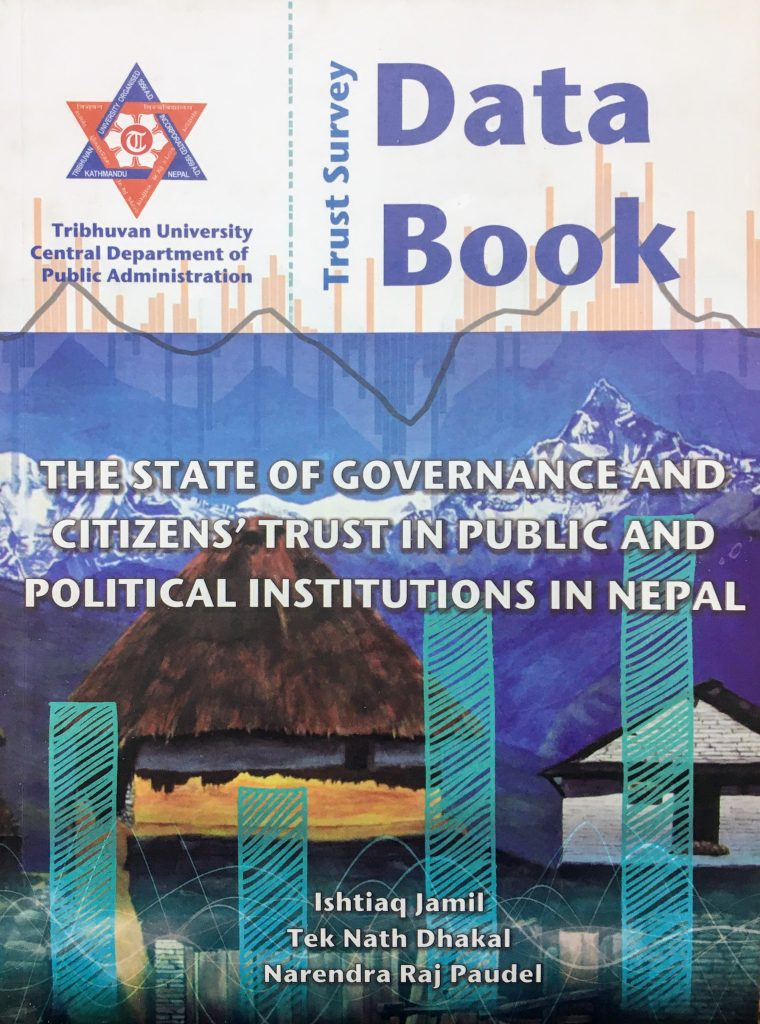 CDPA-publication-Data book trust survey Nepal 2014