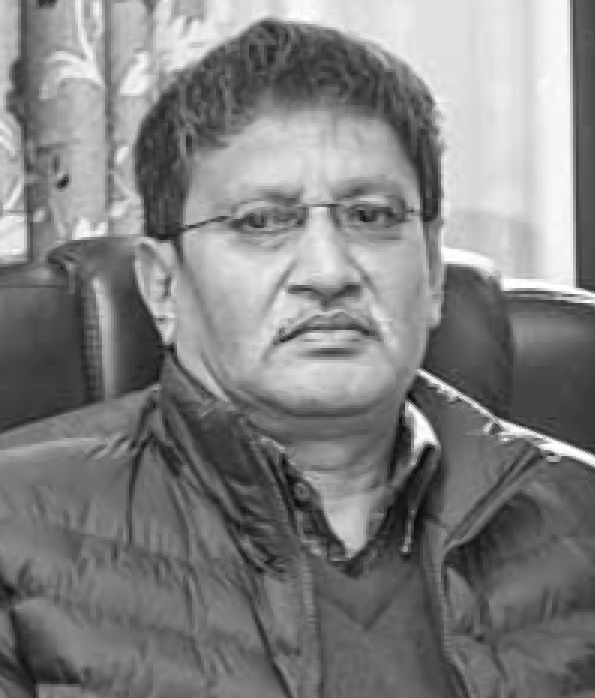 Professor Dr. Rajib Bikram Rana, Rajib Bickram Rana (PhD), Associate professor, Public Administration Campus, Central Department of Public Administration, Faculty of Management, Tribhuvan University, Kathmandu, Nepal